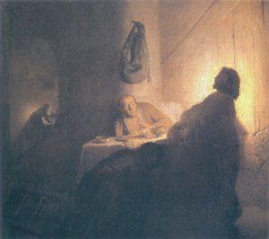 gelitten gekreuzigt und gestorben